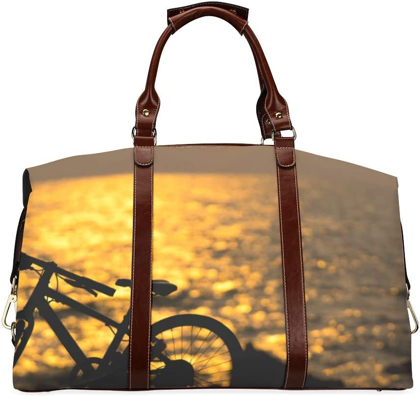 Adult Overnight Bag Bicycle Standing Beach Ranking TOP3 Super Special SALE held Sandy Classic Over On