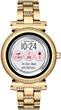 Michael Kors Access Gen 3 Sofie Touchscreen Smartwatch Powered with Wear OS by Google
