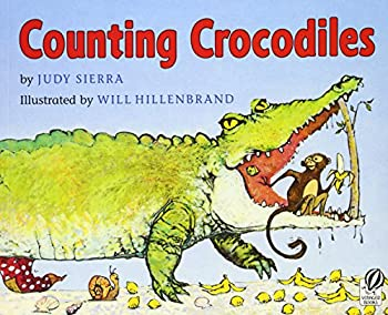 Paperback Counting Crocodiles Book