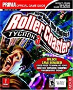 Rollercoaster Tycoon 3 - Now Ride The Rides de Prima Temp Authors