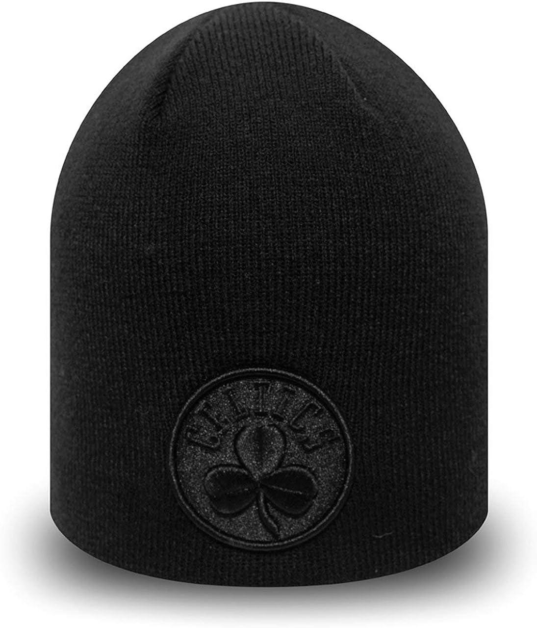 New Era Boston Celtics Beanie Dark Base Skull Knit