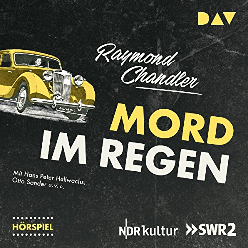 Mord im Regen cover art