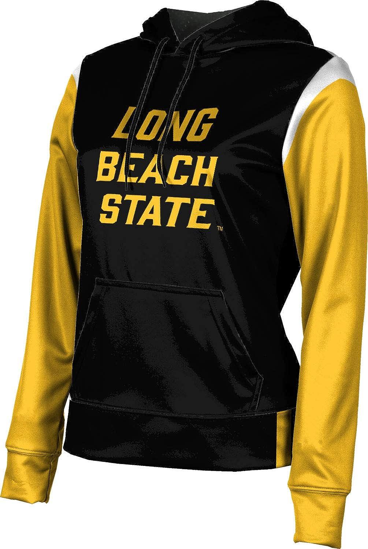 ProSphere California State University Long Beach Girls' Pullover Hoodie, School Spirit Sweatshirt (Tailgate)
