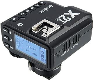Godox X2T-S Disparador para Sony, 2.4G Transmisor de activación de Flash inalámbrico para Sony con TTL HSS 1 / 8000s Función de Grupo LED Panel de Control Actualización de firmware