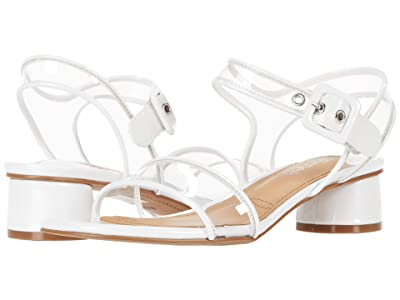 J. Renee Florencio (White Patent/Clear) Women