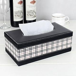 Uchwyt na tkanki skrzynka na tkanki pudełko na tkanki uchwyt uchwytu do ubierania łazienki, stół nocny, biurko i różne okazje