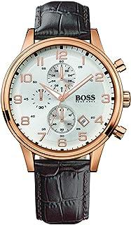 ساعة انالوج كاجوال للرجال HB151.2519 من بوس