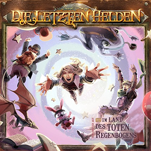 Im Land des toten Regenbogens     Die Letzten Helden 12              By:                                                                                                                                 David Holy                               Narrated by:                                                                                                                                 Dietmar Wunder,                                                                                        Kim Hasper,                                                                                        Eckart Dux,                   and others                 Length: 2 hrs and 19 mins     1 rating     Overall 4.0