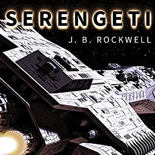 Serengeti audiobook cover art