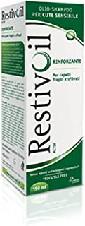 Restivoil Olio-Shampoo Rinforzante - 150 ml.