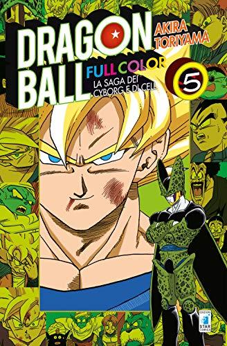 La saga dei cyborg e di Cell. Dragon Ball full color (Vol. 5)