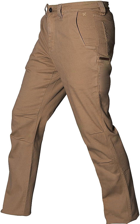 c6488b40d52e9 Greenx Greenx Greenx Men's 38 32 Delta Stretch Pants, Tobacco 0ee8db ...