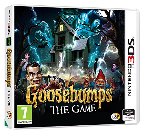 Goosebumps: The Game Per Nintendo 3Ds Nintendo 3DS Deutsche