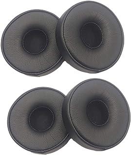 B Blesiya 2 par hörlurar skumkudde öronkuddar lämpliga för AKG N60nc N60NCBT headset