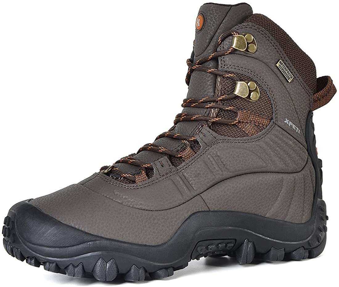 XPETI Men's Thermator Mid-Rise Waterproof Today's only Hiking Trekking Insula Direct store