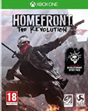 Homefront The Revolution First Edition (Xbox One)