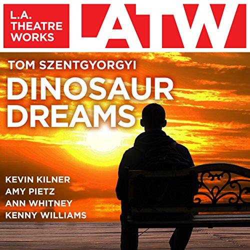 Dinosaur Dreams audiobook cover art