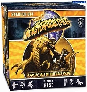Best monsterpocalypse starter set Reviews