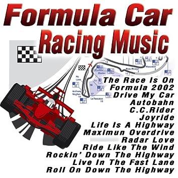 Formula Car Racing Music