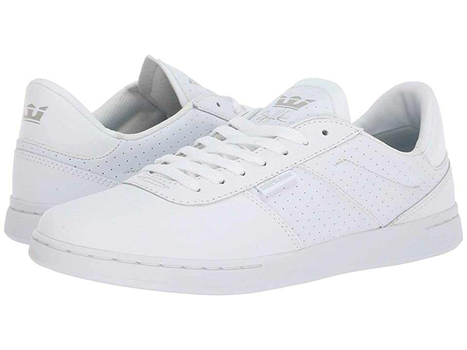 Supra Elevate (White/White) Men