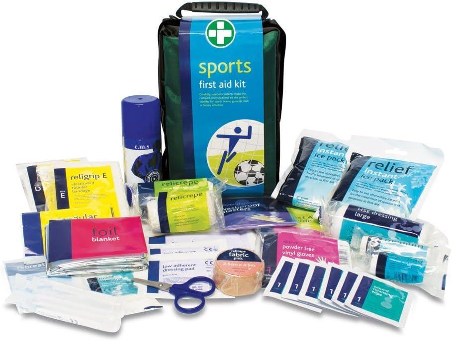 Reliance REL158 New item Sports First Bag Aid Copenhagen Classic Kit
