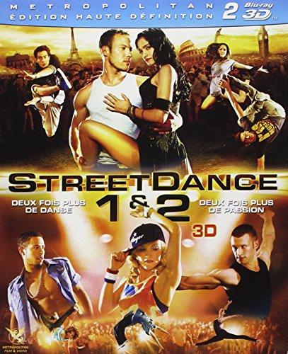 StreetDance 3D + StreetDance 2 3D [Blu-ray 3D]