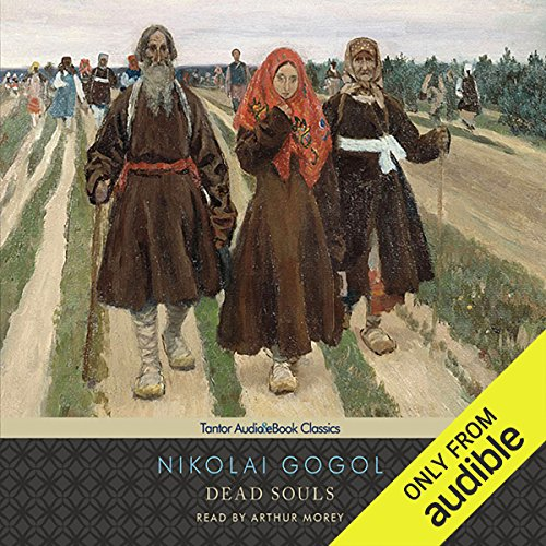 Dead Souls audiobook cover art