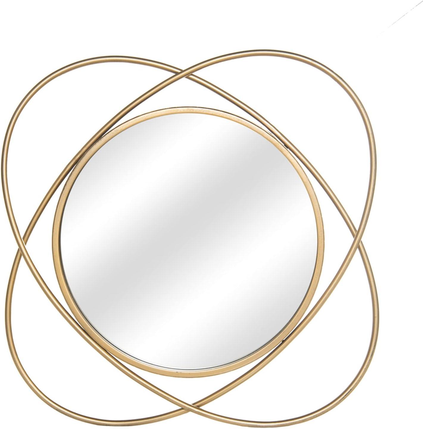 JASOYA gt5-kj Mirror Max Direct store 56% OFF Decorative Iron Wall