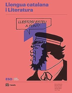Llengua catalana i Literatura 1 ESO (Codi obert)