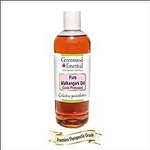 Greenwood Essential Pure Malkangani Oil (Celastrus paniculatus) 100% Natural Therapeutic Grade Cold Pressed 200ml (6.76 oz)