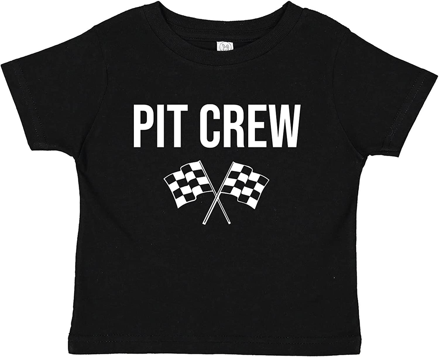Tees & Tails Pit Crew Baby Tee Shirt Assorted Colors