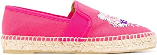 KENZO Luxury Fashion Womens F962ES188F7027 Fuchsia Espadrilles | Spring Summer 20