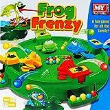 KT Frog Frenzy Famiglia Scheda giocattolo del gioco - 3 anni +