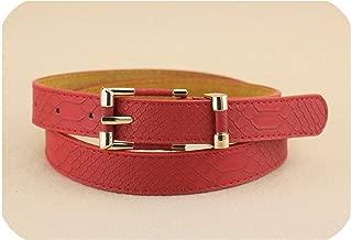 crocodile pattern female belt Jeans Women snakeskin Slimming Belts Women