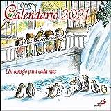 Calendario de pared Un consejo para cada mes 2021 (Calendarios)