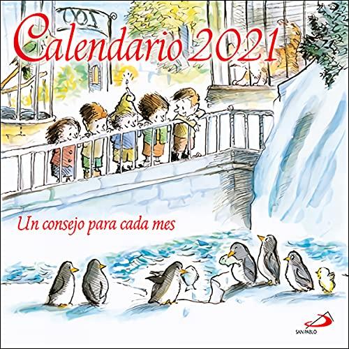 Calendarios Pared 2021En Español Marca SAN PABLO, Editorial