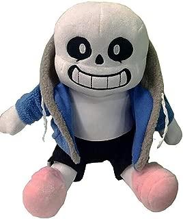 Undertale Sans Papyrus Plush Figure Toy Stuffed Toy Doll for Kids Children (Sans 1)