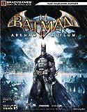 Batman - Arkham Asylum Signature Series Guide