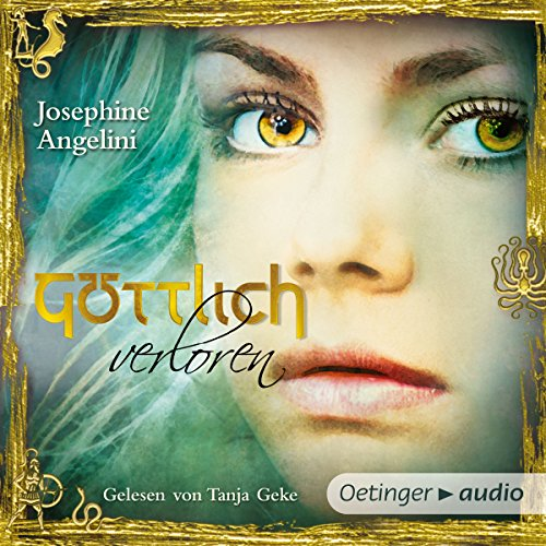 Göttlich verloren audiobook cover art