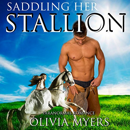 Saddling Her Stallion audiobook cover art