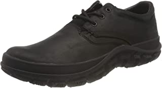Cat Footwear Fused Tri Fleece, Oxford Hombre, Negro