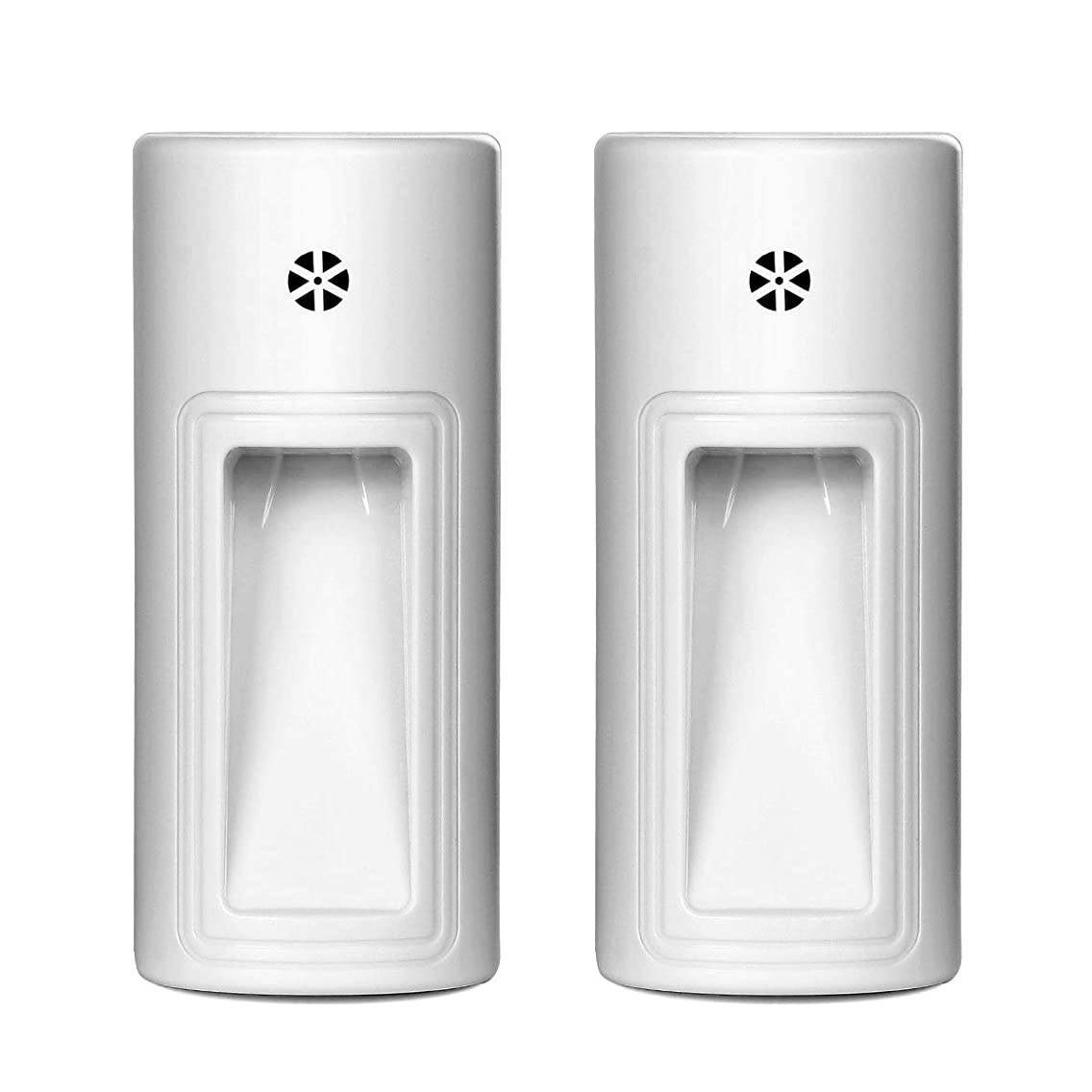 LED Plug-In Night Light,Automatic Light Sensing,Energy Efficient Night Light Lamp with Dusk to Dawn Sensor Ideal for Corridor, Aisle, Bedroom, Bathroom, Kitchen, Porch, Stairway and Basement (2 Pack)