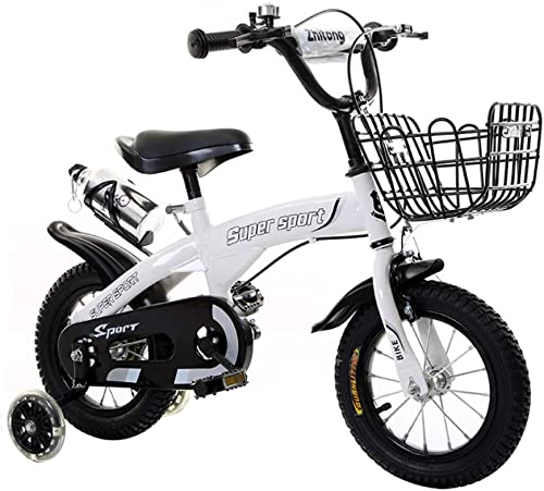 ventas en linea XGYUII Bicicleta Infantil Infantil Infantil para Niños, niñas, Niños, Bicicletas, 12 , 14 , 16 , 18 , Botella de Agua, Equipo de Seguridad para Niños  liquidación hasta el 70%