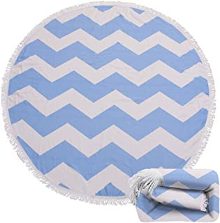 Best microfiber round beach towel Reviews