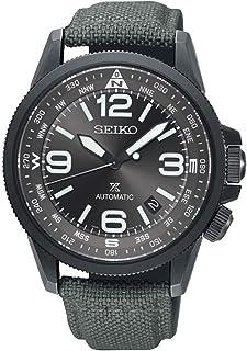 Seiko Prospex Land Automatic Grey Nylon Compass Watch SRPC29K1