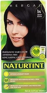 Permanent Hair Color - 1N Ebony Black 1 Box