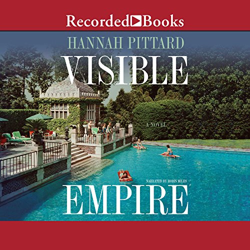 Visible Empire audiobook cover art