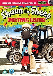 Shaun The Sheep - Christmas Bleatings