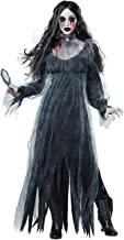 DoLoveY Halloween Ghost Dress Women Zombie Costume Corpse Cosplay Witch Vampire