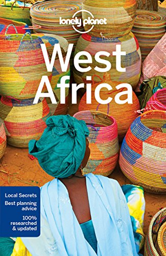 Lonely Planet West Africa (Multi Country Guide)